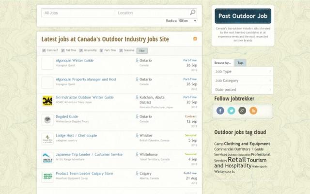 Jobtrekker.ca