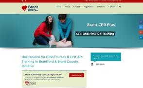 BrantCPR.com